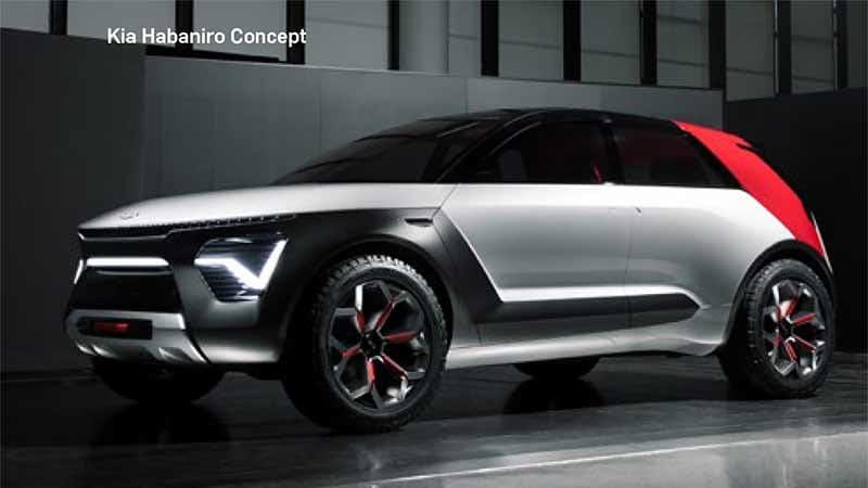 Kia Habaniro concept will spice up the lineup at New York Auto Show