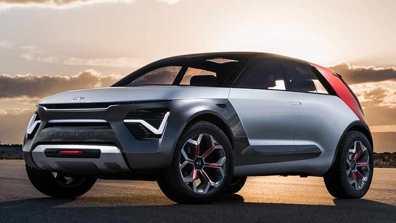Kia HabaNiro concept is an AWD electric wonder car for everyone - Autoblog