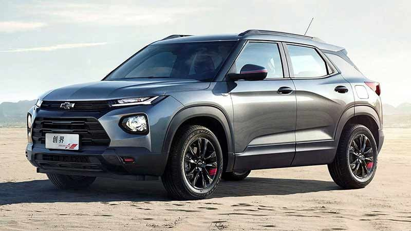 2020 Chevrolet Trailblazer Return And Release Date >> Chevy Trailblazer Seems Headed Back To The U S As A 2020 Model