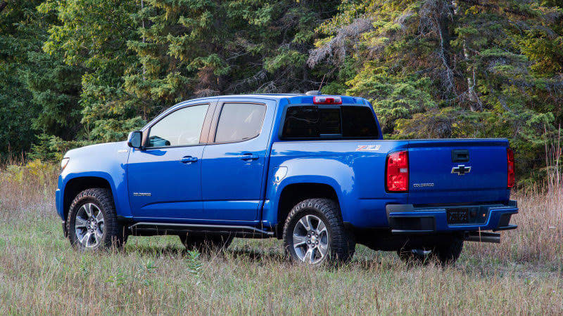 2020 Chevy Colorado ZR2 Redesign, Changes, Release Date, And Price >> 2020 Chevy Colorado Gets Minor Changes Up Against Ranger