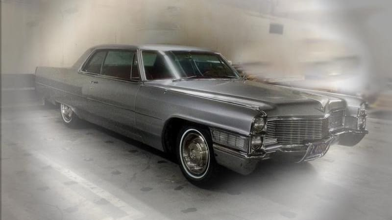 Don Dr's 1965 Cadillac Coupe de Ville up for auction - Autoblog