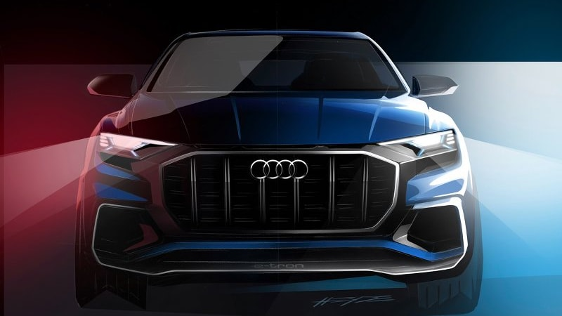 The Superluxury Audi Q Concept Is Coming To The Detroit Auto Show - Audi pronunciation