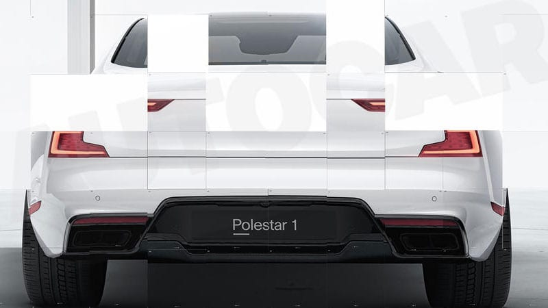 Polestar 1 coming together before reveal at Shanghai Auto Show