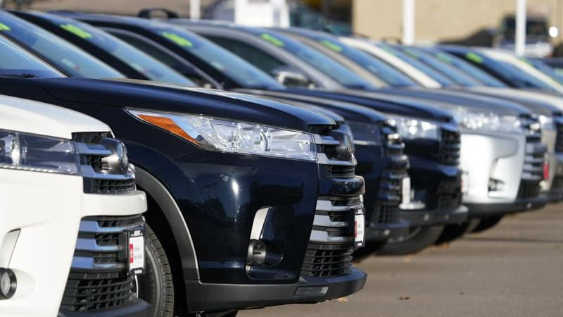 Some used vehicles now costing more than their original sticker price