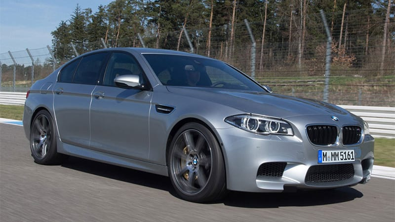 Bmw All Wheel Drive >> Next Bmw M5 Could Go All Wheel Drive Autoblog