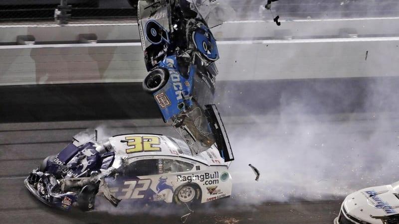 Ryan Newman returns to racing after Daytona 500 crash