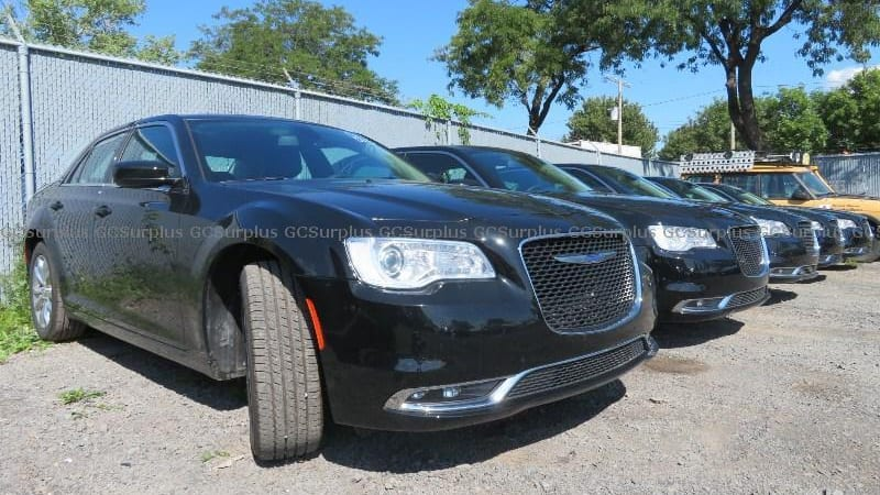 Ex Motorcade Cars Offered With Minimal Mileage Opening Bids