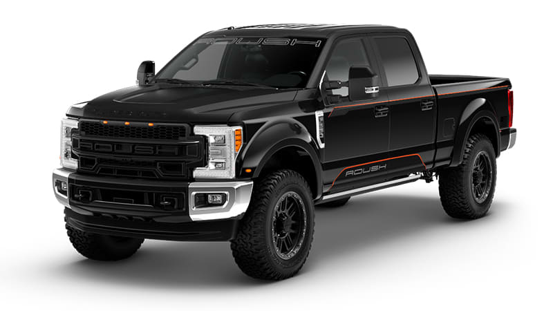 F 450 Ford Raptor >> Roush Performance 2018 Ford Super Duty F-250 pickup unveiled - Autoblog