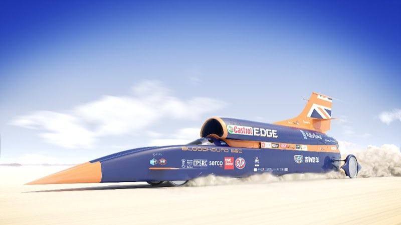 Bloodhound SSC will make its record attempt next year