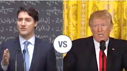 Donald Trump Can't Explain Things And Justin Trudeau Can In Funny