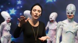 Cate Blanchett, Rafael Lozano-Hemmer et le Refus global en 2018 au