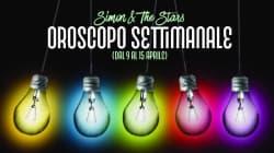 """L'oroscopo di Simon and The Stars (dal 9 aprile al 15 aprile 2018). """"Ultimo Quarto di"""