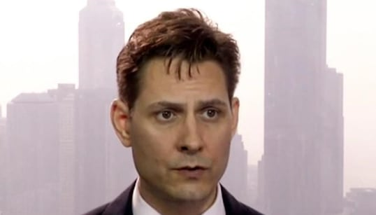 Also: Detained Canadian Ex-Diplomat Does Not Have Immunity, China
