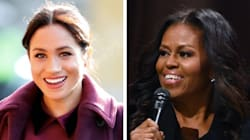 Michelle Obama's Sweet Advice For Meghan Markle Is Simple And