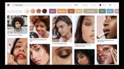 Pinterest propose désormais de filtrer ses recherches selon sa couleur de