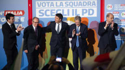 APPELLO ALL'UNITÀ CONTRO IL VOTO DI RIPICCA - Renzi e Gentiloni a Roma nell'unico appuntamento elettorale insieme.