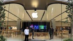 アップル新宿は4月7日オープン。来店者には特別なプレゼントも