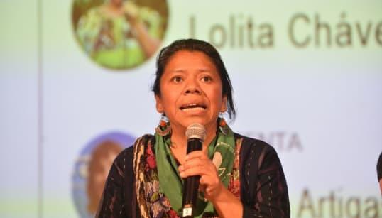 Lolita Chávez: