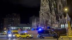 Los Mossos arrestan a un francés con cargadores de pistola en la Sagrada