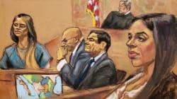 Exdiputada y amante del Chapo atestigua en su contra durante el