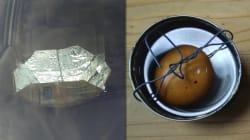「真夏の車内の熱で、ゆで卵は作れる?」発想が斜め上な自由研究、衝撃的な結果に...