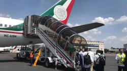 Falla el avión presidencial antes de gira por