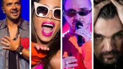 Juanes, Luis Fonsi, Anitta y J Balvin en concierto por