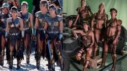 Les tenues des Amazones de Justice League ont perdu pas mal de