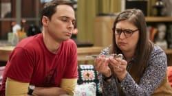 Los científicos de 'The Big Bang Theory' dejaron un mensaje en una escena con dedicatoria muy