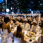 Les plus belles images du 10e Dîner en blanc de