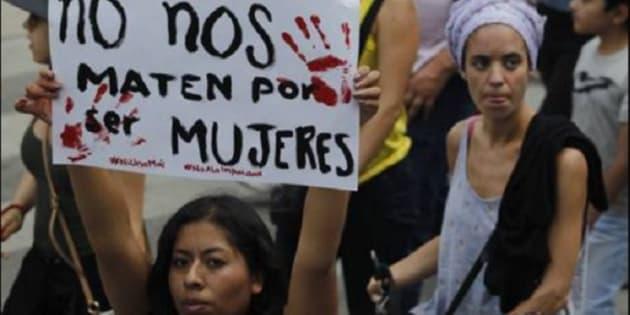 A morte de Mara foi o motivo, e a última gota, para que milhares de mulheres tomassem às ruas no país cansadas da violência que sofrem.