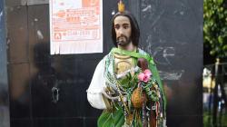 ¿Causas perdidas? San Judas vs la Santa Muerte en la Ciudad de