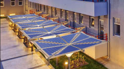 Harvesting Both Rain Water And Solar Power, Ulta Chaata Could Be The Ultimate Green