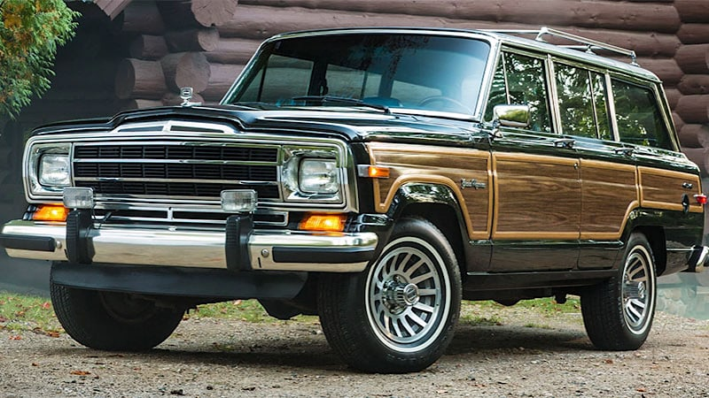 Jeep Grand Wagoneer >> Jeep Grand Wagoneer Years In The Making And Dealers Are Upset