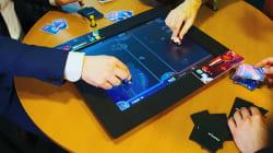 On a testé SquareOne, une console de jeux de