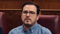 El brutal 'palo' de Alberto Garzón a la Iglesia católica por Franco que es viral en 10