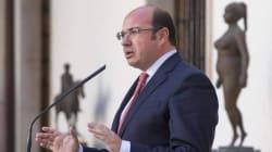 El Fiscal pide 4 años y medio de cárcel y 6 millones de multa para Pedro Antonio Sánchez por el caso