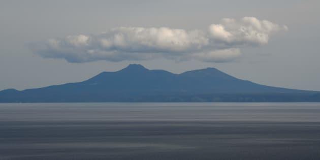 国後島    (Photo credit should read KAZUHIRO NOGI/AFP/Getty Images)