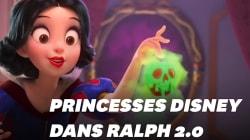 Comment Ralph 2.0 a repensé les princesses