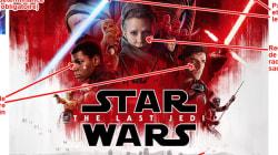 BLOG - L'affiche Star Wars le montre, c'est vraiment trop dur de choisir entre le bien et le