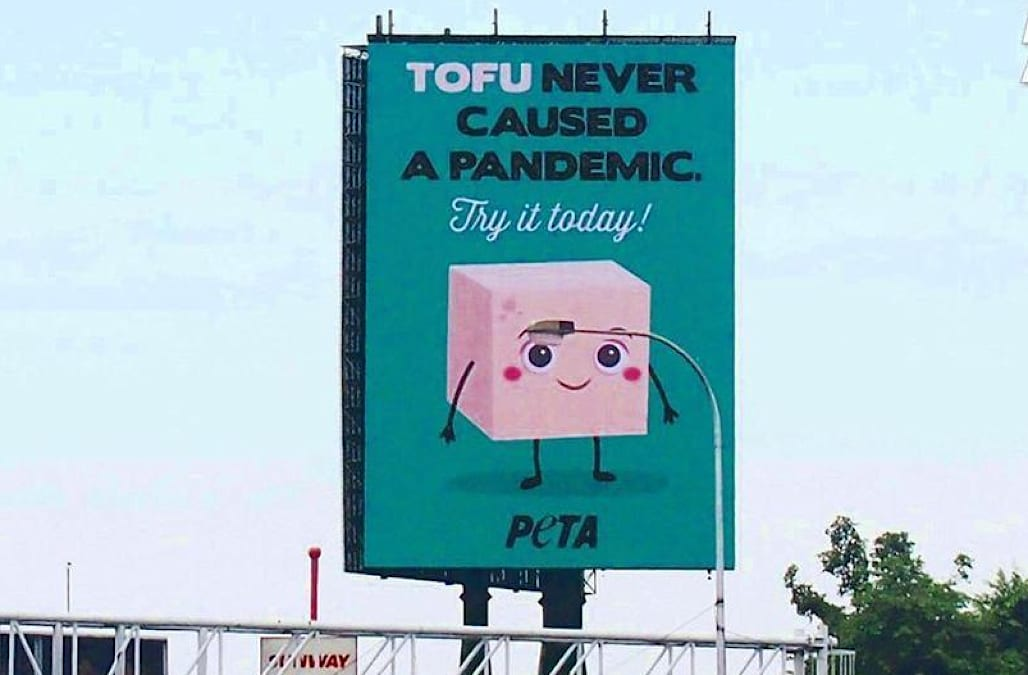 PETA sparks backlash with 'insensitive' billboards: 'Incredibly disrespectful'