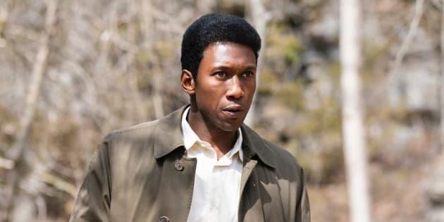 Ali dá vida ao detetive Wayne Harris  no terceiro ano da série.