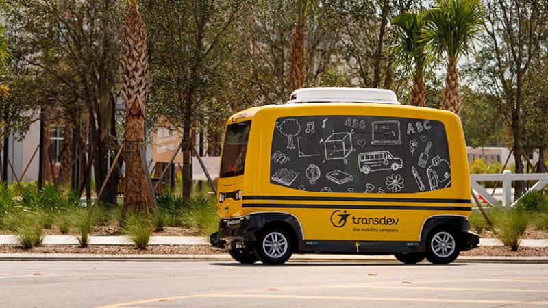 NHTSA shuts down 'unlawful' autonomous school bus transporting kids in Florida