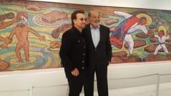 Carlos Slim: el mejor guía de turista de Bono, de