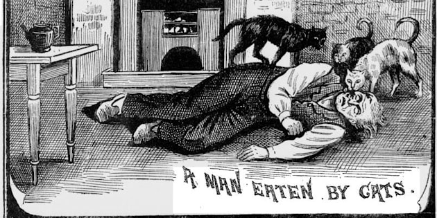 It might have been voted 'worst newspaper' in Britain, but people were hungry for its stories of murder, sex, scantily clad sleepwalking ladies, blood and guts.