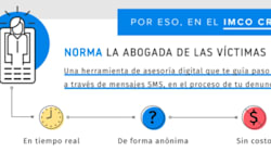 La plataforma digital con la que el IMCO busca revertir la cifra negra y promover la denuncia de