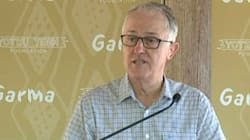 Garma: Malcolm Turnbull Defers Decision On How Government Will Respond To Referendum