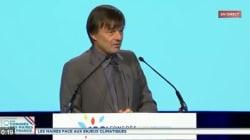 Nicolas Hulot se décrit en ministre