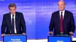 La réaction de Sarkozy quand on lui demande si Juppé est le meilleur
