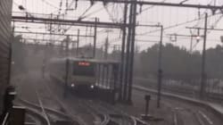 Metro suspende operaciones por lluvias en Línea A, hasta el viernes 15 se